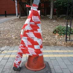 Untitled -Taped Cone